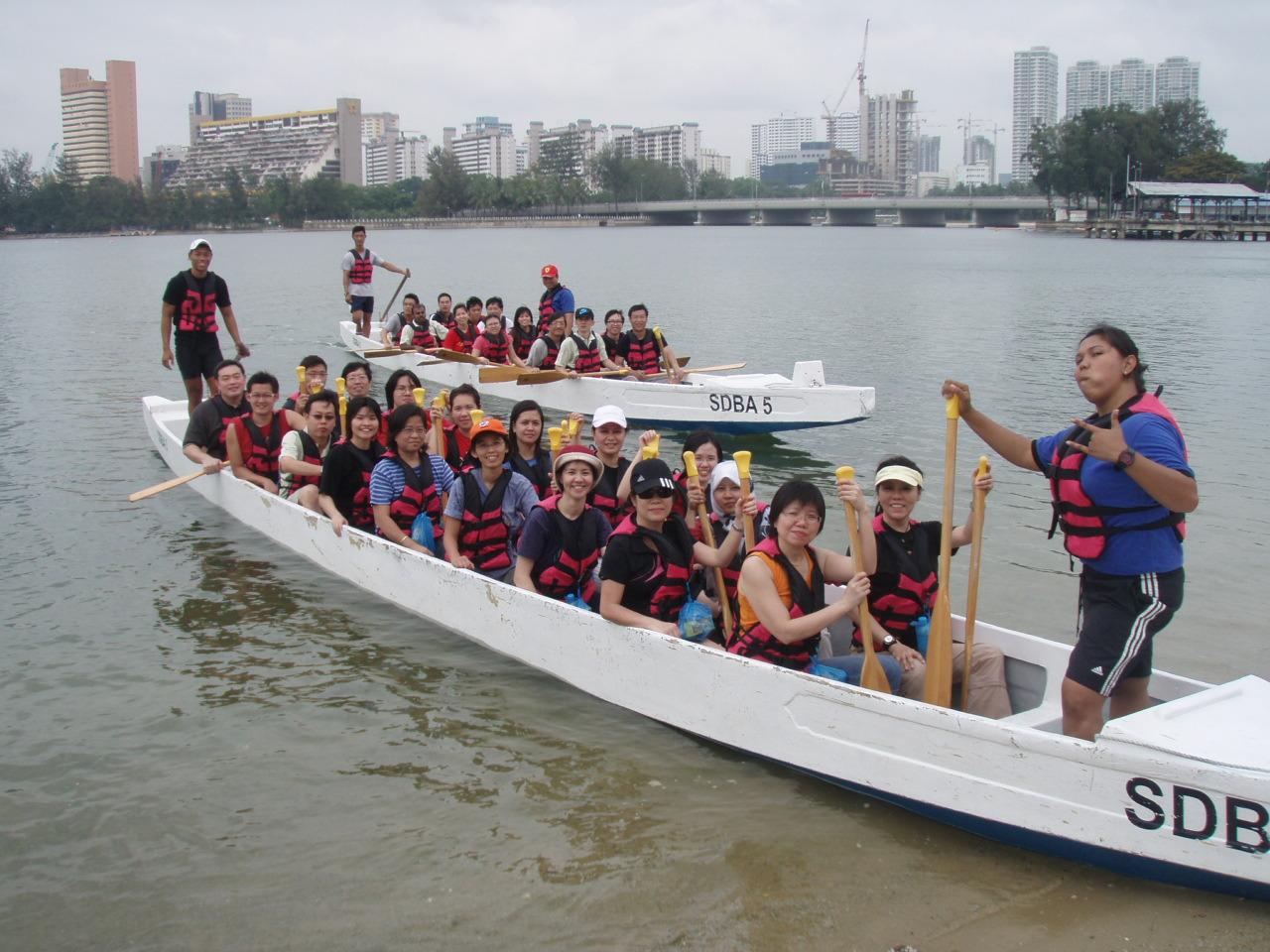 Dragon Boating 1