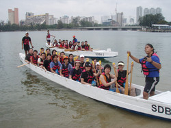 Dragon Boating 1