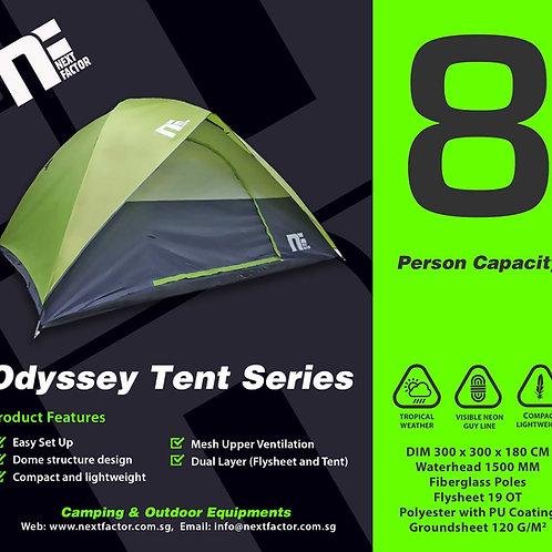 8 Men Dome Tent