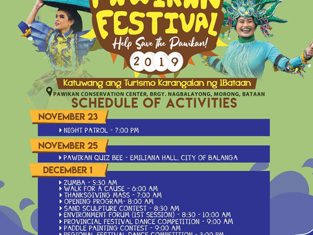 Pawikan Festival 2019