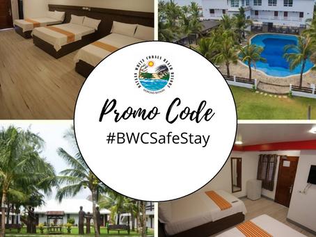 #BWCSafeStay Promo