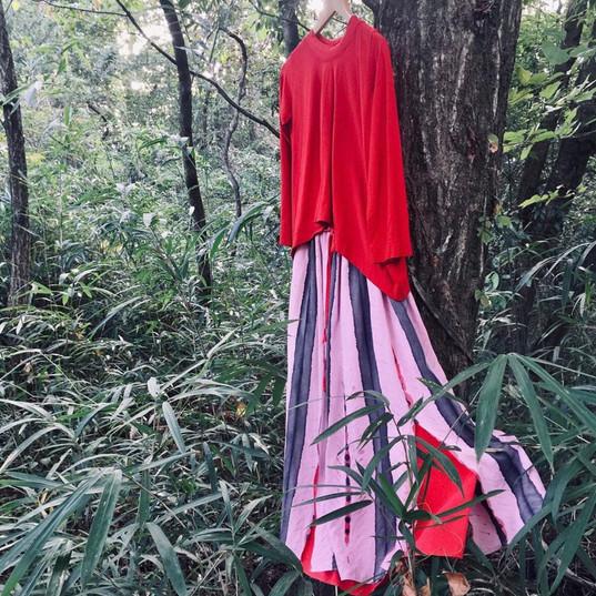 leaf mold 洋服