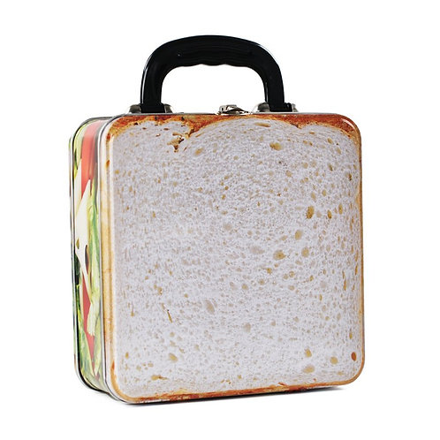 Sandwich Lunch Tin