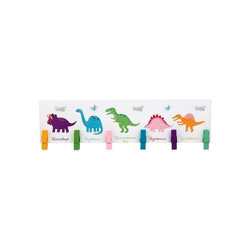 Dinosaur Peg Display Board
