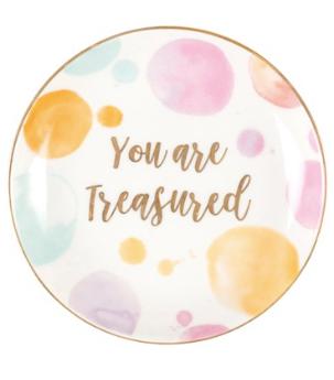 You Are Treasured Trinket Dish