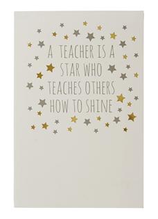 Teacher Notebook A5