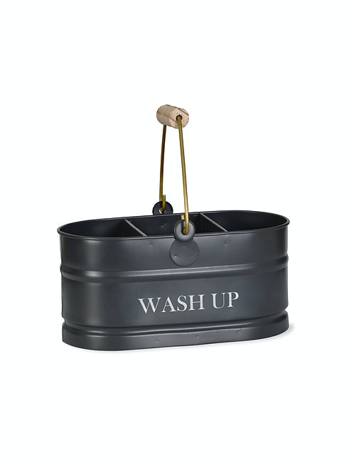 Wash Up Tidy - Charcoal
