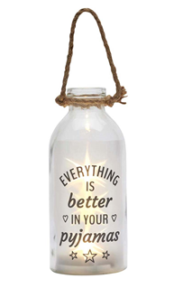 Everything Is Better In Your Pyjamas Stars In A Bottle