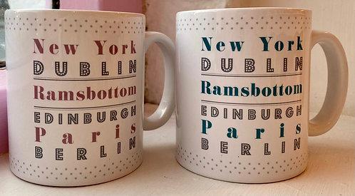 Ramsbottom Mugs
