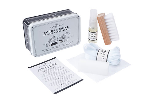 Scrub & Shine Trainer Cleaning Kit