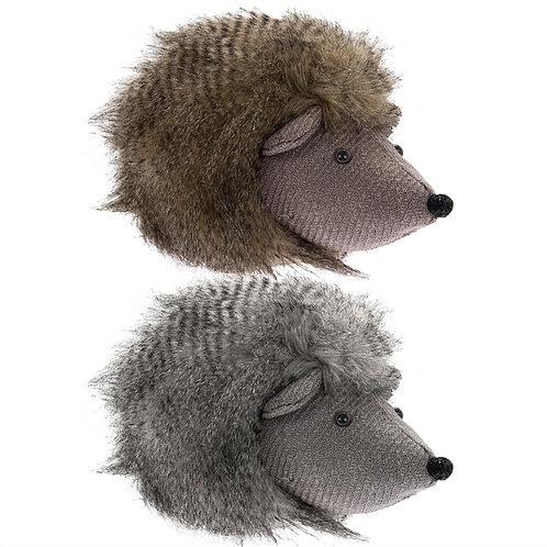 Hedgehog Door Stop - 2 Assorted