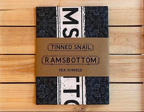 Ramsbottom Tea Towels
