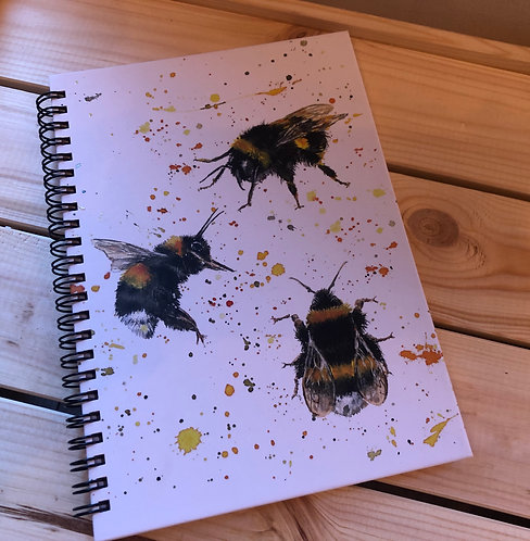 Bee Note Book