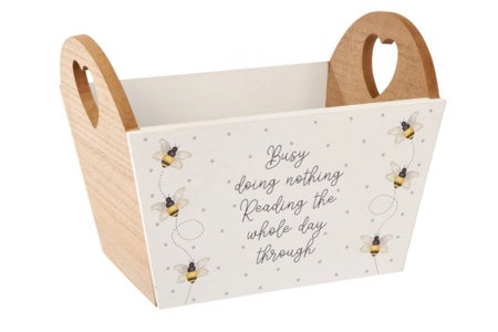 Busy Bee Crate