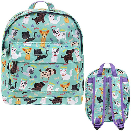 Cats & Dogs Backpack