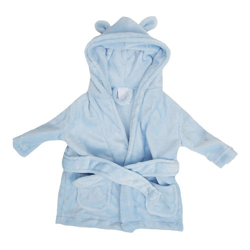 Bambino Blue Dressing Gown