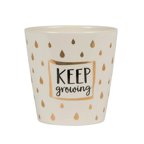 Keep Growing Planter