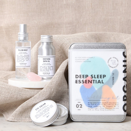 Deep Sleep Essential Wellbeing Kit