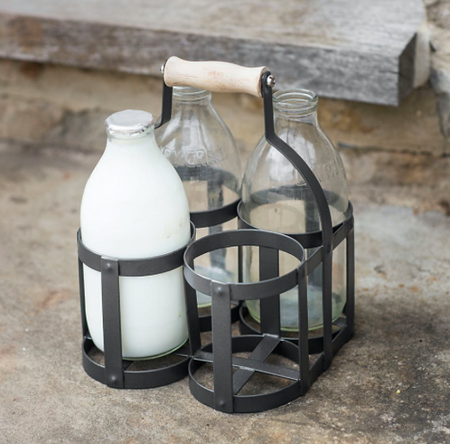 Garden Trading Milk Bottle Holder