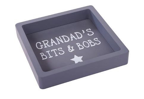 Grandad's Bits & Bobs Tray