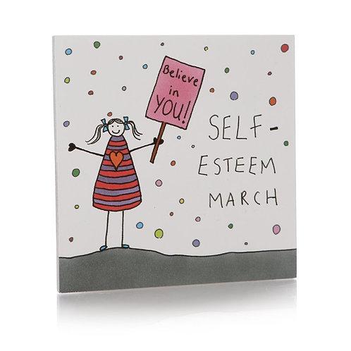 Self Esteem Coaster