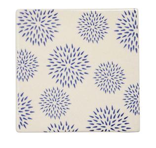 Dahlia Ceramic Coaster