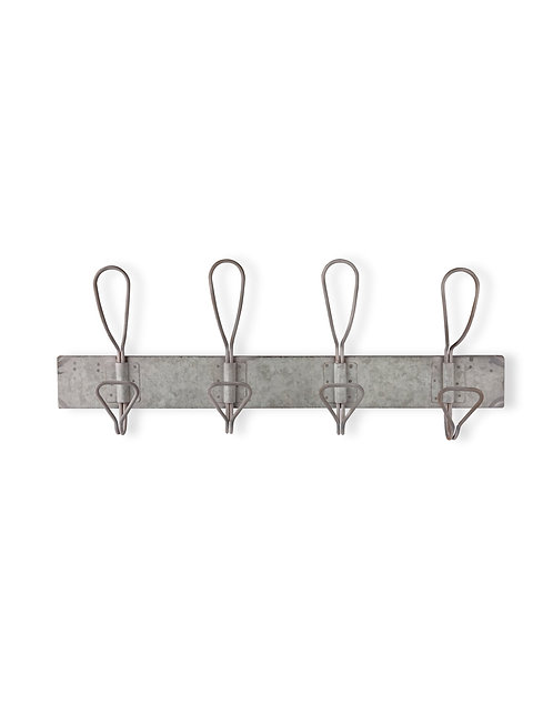 Galvanised Steel Hook Rail