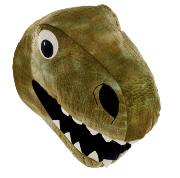 Dinosaur Trophy Head