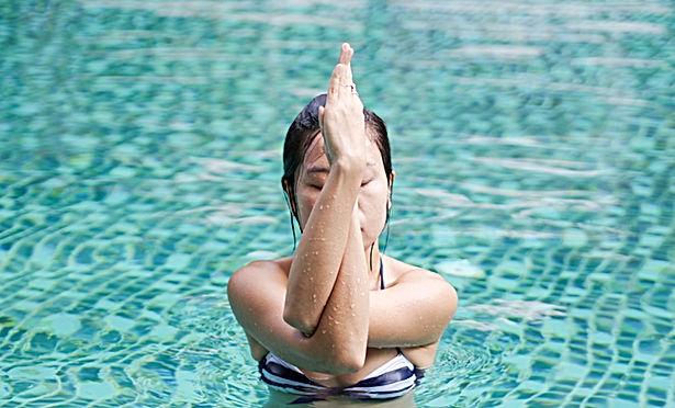 WATER YOGA ALPEN SPA HOTEL MILANO BRATTO