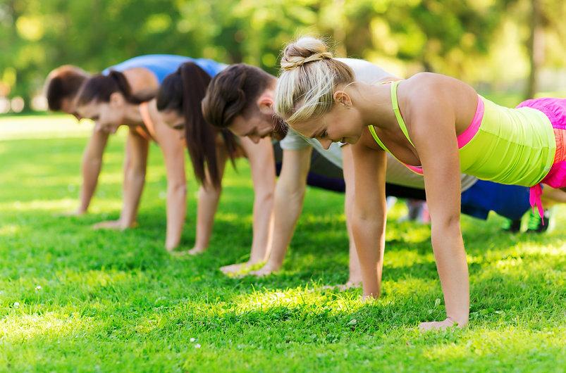 Garden Music Fitness Alpen SPa Estate 20