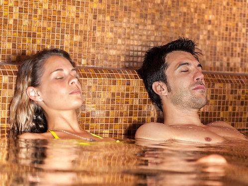 Bagno alla Panna di Malga e Massaggio al Pino Silvestre di Coppia