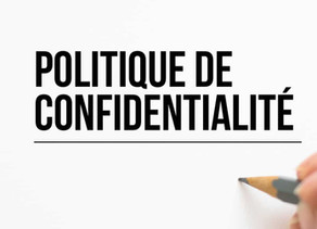 Politique de confidentialité et «cookie policy» civiliennes