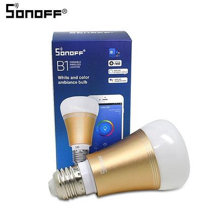 Sonoff B1- Foco Smart Multicolor + Brillo Regulable