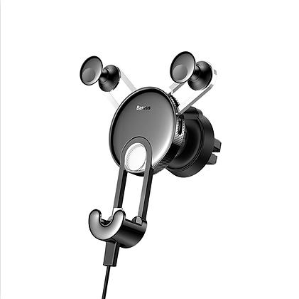 Baseus - Porta Celular Auto-lock (Gravity-Y)