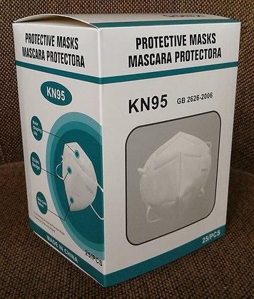 Mascarilla KN95 - Caja x 25  desde