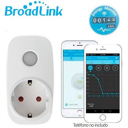Broadlink SP3/S- Enchufe Smart + Medidor