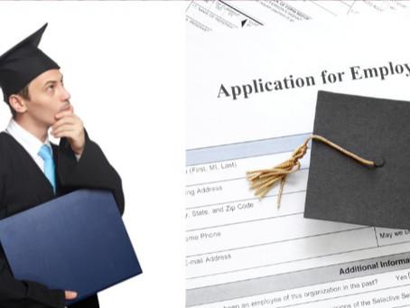 Tips for Fresh Graduates on the Job Hunt