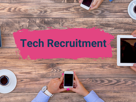Recruiting Tech Roles for Startups