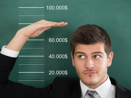 Salary on Job Advertisements