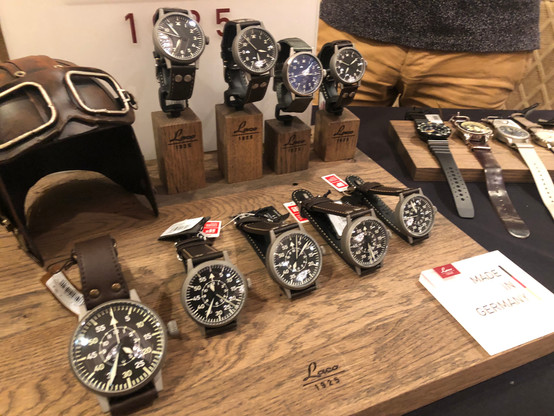 Laco 1925 at the LAmicroLUX Show