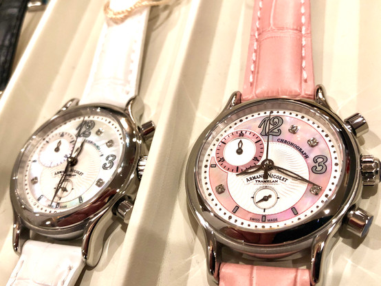 Armand Nicolet Ladies Watches