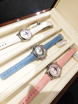 Three watches from Armand Nicolet