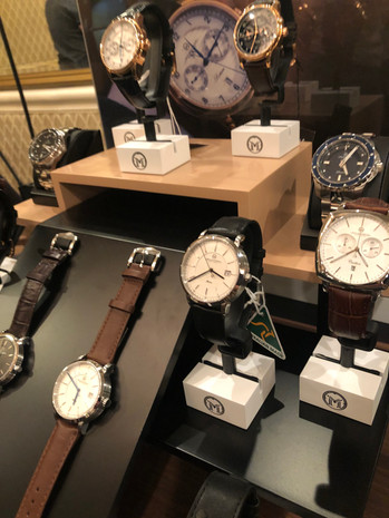 Melbourne Watch Company at the LAmicroLUX Show
