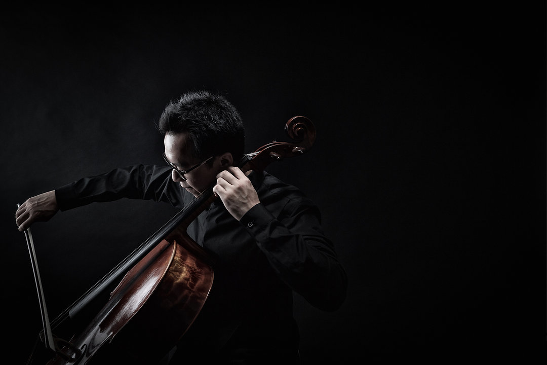 Kilian Chan, cellist