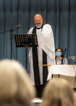 Rev Paul Seymour