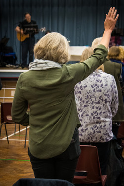 Sunday Worship @ Ridgeway Academy