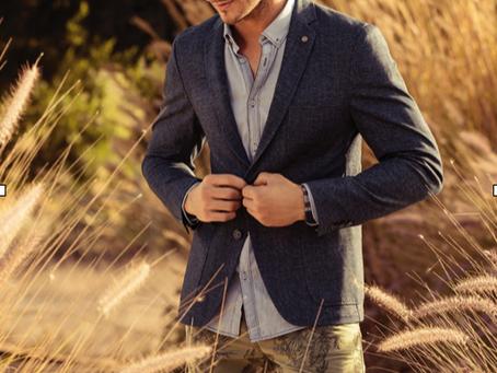Кежуальные пиджаки - новая классика