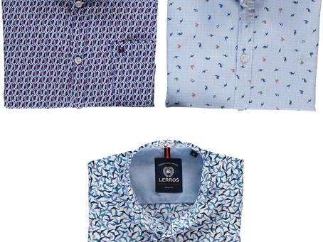 Рубашка - универсальная одежда