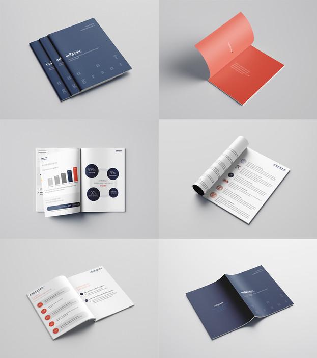 Brochure Design - Unigrant