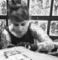 tj day female tattoo artist melbourne ta